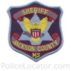Jackson County Sheriff's Office Patch