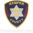 Kemper County Sheriff's Office Patch