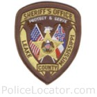 Leake County Sheriff's Office Patch