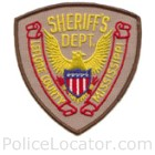 Leflore County Sheriff's Office Patch