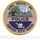 Long Beach Police Department Patch