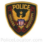 Okolona Police Department Patch