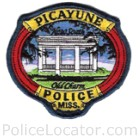 Picayune Police Department Patch