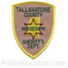 Tallahatchie County Sheriff's Office Patch