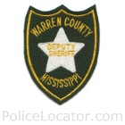 Warren County Sheriff's Office Patch