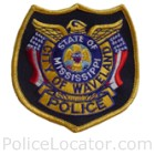 Waveland Police Department Patch
