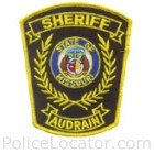 Audrain County Sheriff's Office Patch