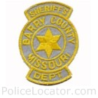 Barry County Sheriff's Office Patch