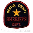 Barton County Sheriff's Office Patch