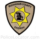 Buchanan County Sheriff's Department Patch
