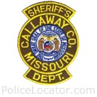 Callaway County Sheriff's Office Patch