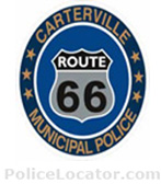 Carterville Police Department Patch