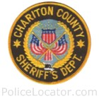 Chariton County Sheriff's Office Patch