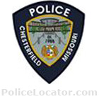 Chesterfield Police Department Patch