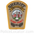Clark County Sheriff's Office Patch