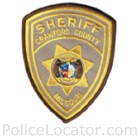 Crawford County Sheriff's Department Patch