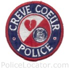 Creve Coeur Police Department Patch
