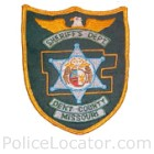 Dent County Sheriff's Office Patch