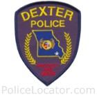 Dexter Police Department Patch