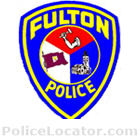 Fulton Police Department Patch