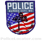 Garden City Police Department Patch