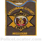 Gasconade County Sheriff's Office Patch