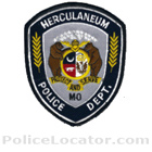 Herculaneum Police Department Patch