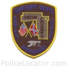 Iron County Sheriff's Office Patch
