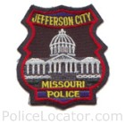 Jefferson City Police Department Patch