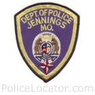 Jennings Police Department Patch