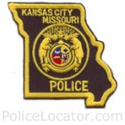 Kansas City Police Department Patch