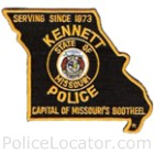 Kennett Police Department Patch
