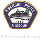 Kirkwood Police Department Patch