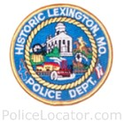Lexington Police Department Patch