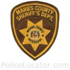 Maries County Sheriff's Office Patch