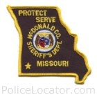 McDonald County Sheriff's Office Patch