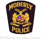 Moberly Police Department Patch