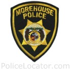Morehouse Police Department Patch