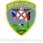 New Melle Police Department Patch