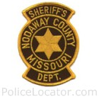Nodaway County Sheriff's Office Patch
