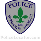 Normandy Police Department Patch