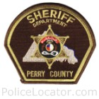 Perry County Sheriff's Department Patch