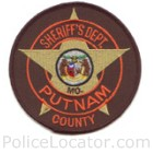 Putnam County Sheriff's Department Patch