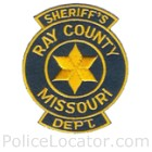 Ray County Sheriff's Office Patch