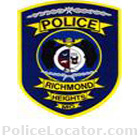 Richmond Heights Police Department Patch