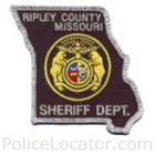 Ripley County Sheriff's Office Patch