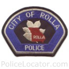 Rolla Police Department Patch