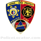 Sikeston Police Department Patch