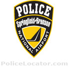 Springfield-Branson National Airport Police Patch