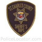 St. Charles County Sheriff's Department Patch